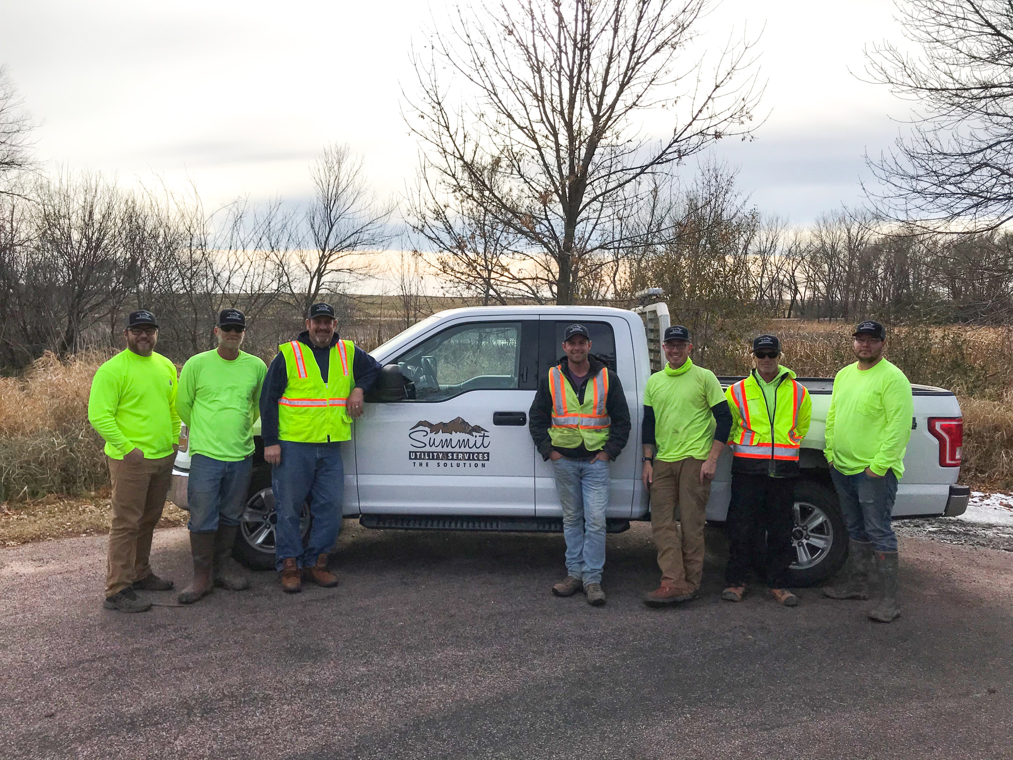Summit Utility Services Group Photo